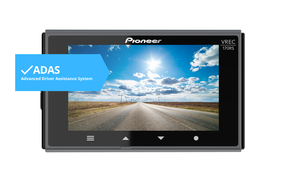 Pioneer VREC-170RS